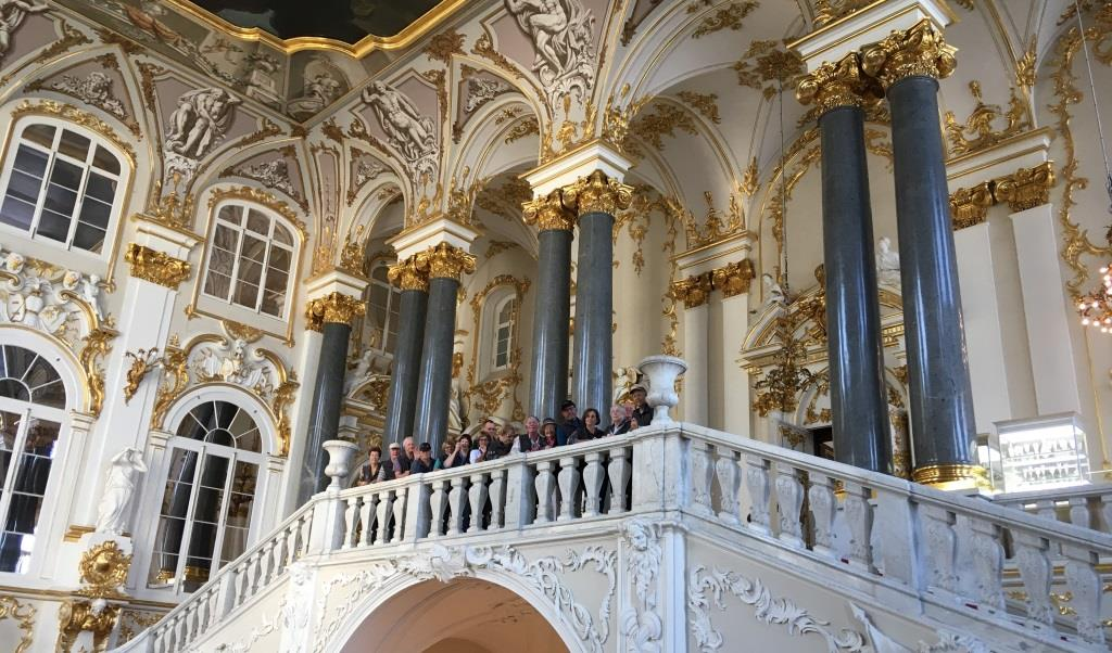 St Petersburg – A cultural Experience Unrivalled