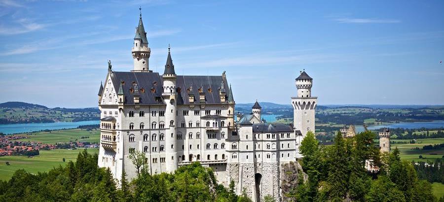 Amazing Switzerland & Germany