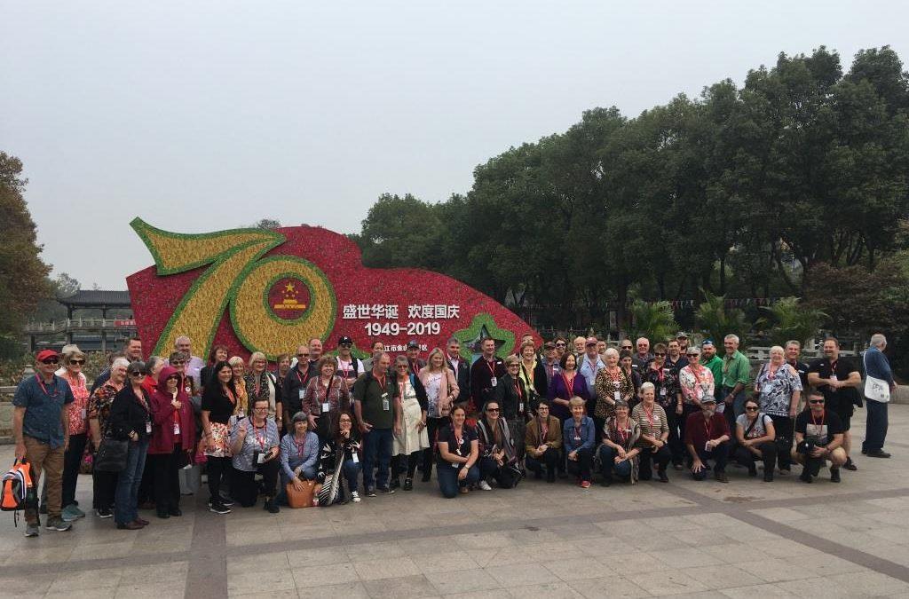 CHINA – The Economic Miracle.